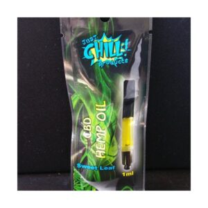 Hemp Oil Sweet Leaf 1ml